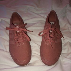 Brand new Adidas nude pink sneakers size 9